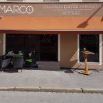 Außenansicht der MARCO Straubinger Kaffeemanufaktur