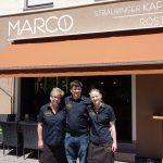 Das Team der MARCO Straubinger Kaffeemanufaktur