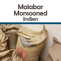 Indien Malabar Monsooned