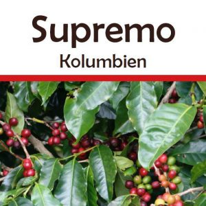 Kolumbien Supremo