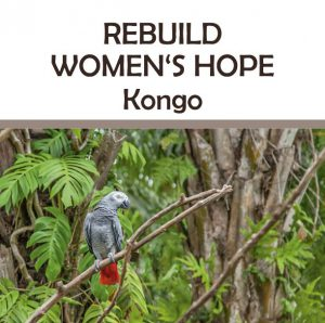 Kongo Rebuild Women's Hope