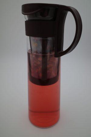 Cold Brew Kanne mit Tee